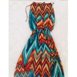 Beautiful Sweet Storm long dress